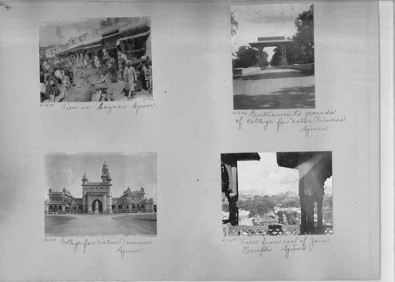 Mission Photograph Album - India #03 page_0090