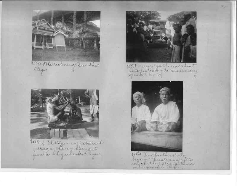 Mission Photograph Album - Burma #2 page 0027