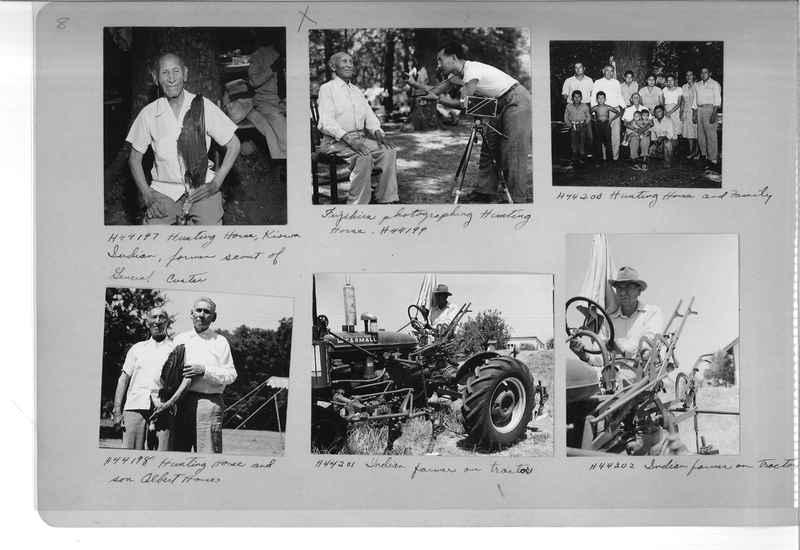 Mission Photograph Albums - Indians #3 Page_0008