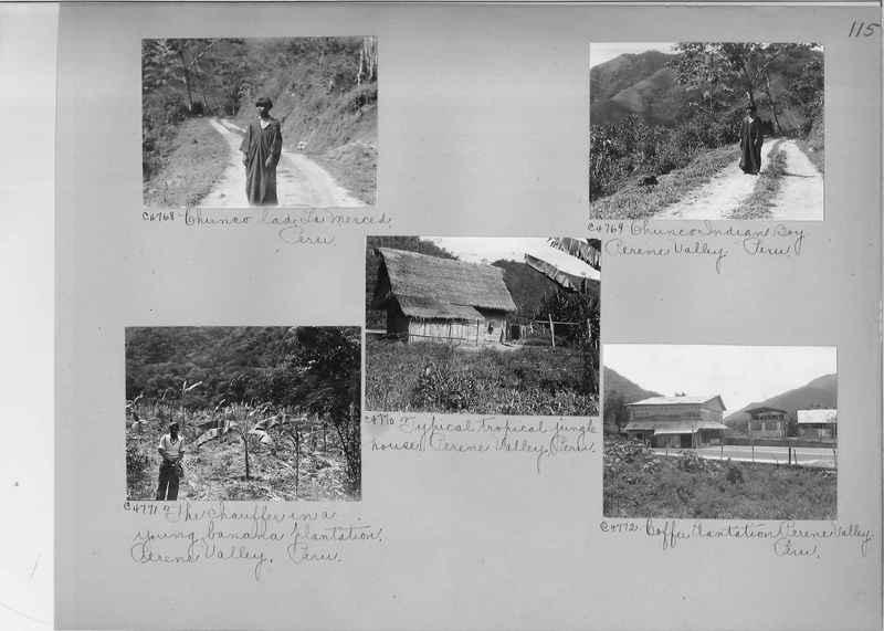 Misson Photograph Album - South America #8 page 0115