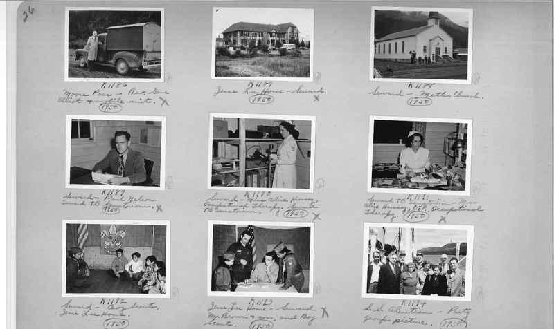 Mission Photograph Album - Alaska #2 page 0026