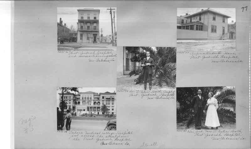 Mission Photograph Album - Negro #3 page 0077