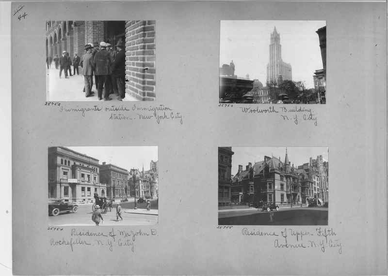 Mission Photograph Album - America #1 page 0044