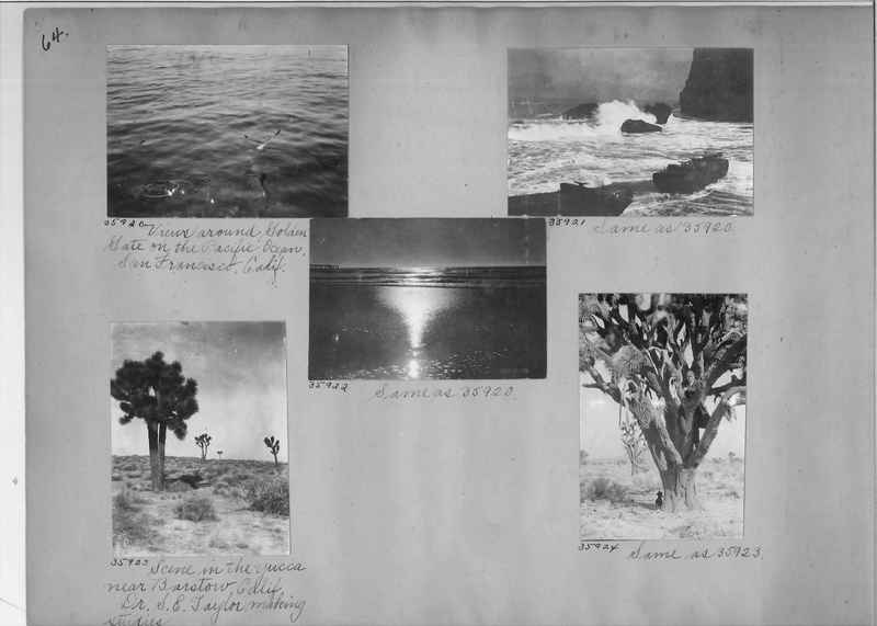 Mission Photograph Album - America #3 page 0064