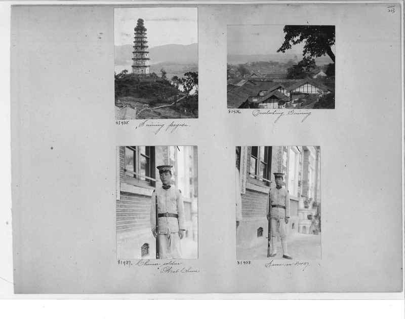 Mission Photograph Album - China #10 pg. 0213