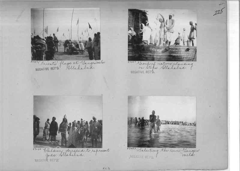 Mission Photograph Album - India #09 Page 0225