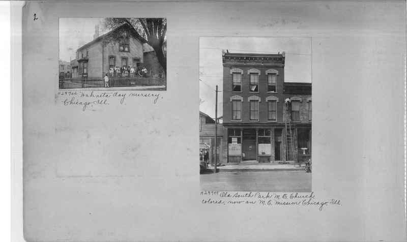 Mission Photograph Album - Negro #4 page 0002
