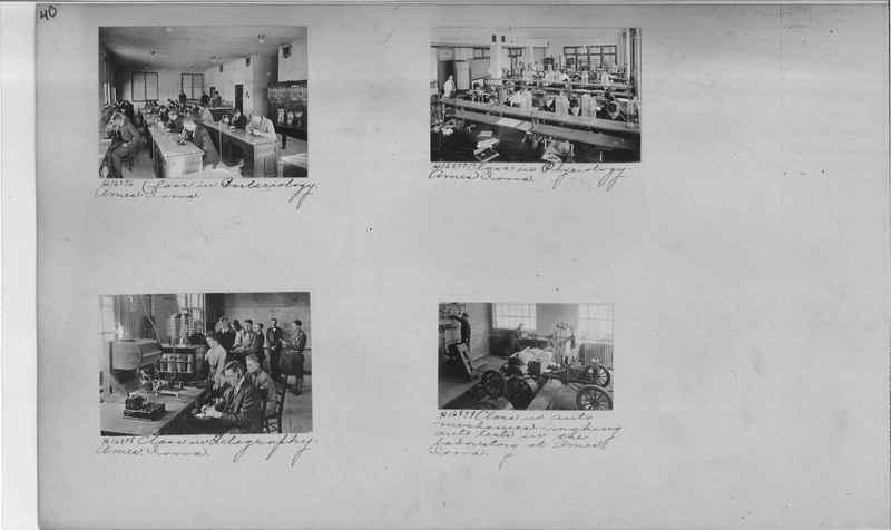 Mission Photograph Album - Education #1 page 0040