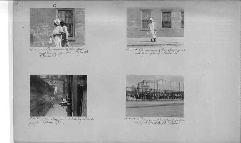 Mission Photograph Album - Negro #1 page 0040