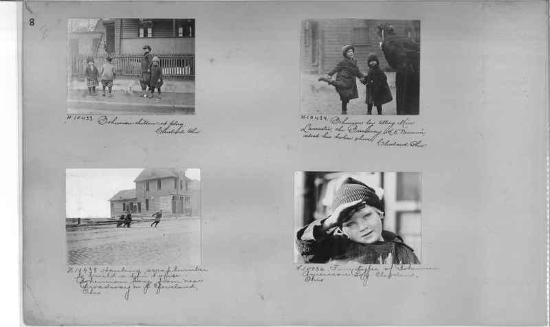 Mission Photograph Album - Cities #5 page 0008