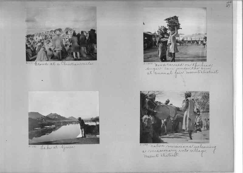 Mission Photograph Album - India #03 page_0081