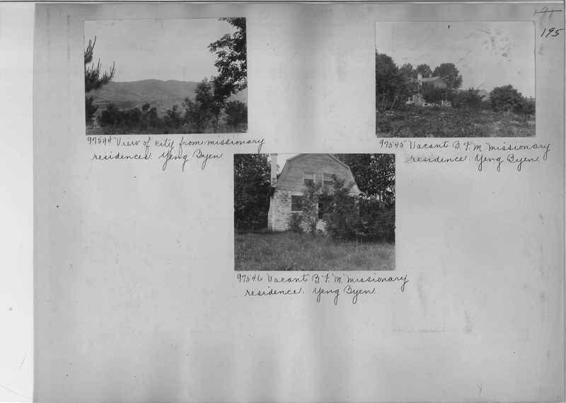 Mission Photograph Album - Korea #5 page 0195