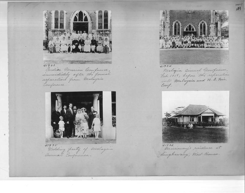 Mission Photograph Album - Malaysia #2 page 0183