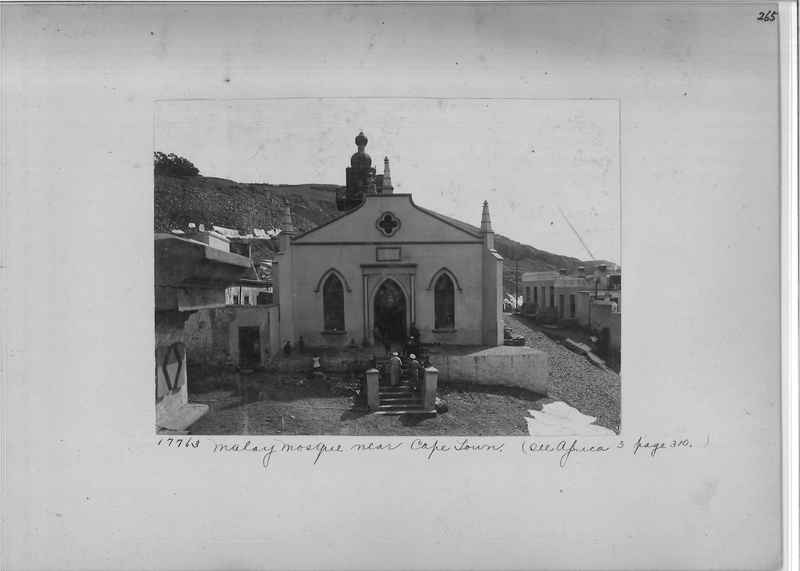 Mission Photograph Album - Africa - Madeira O.P. #1 page 0265
