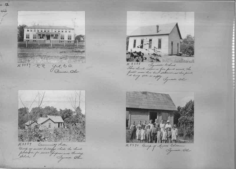 Mission Photograph Album - Rural #03 Page_0012