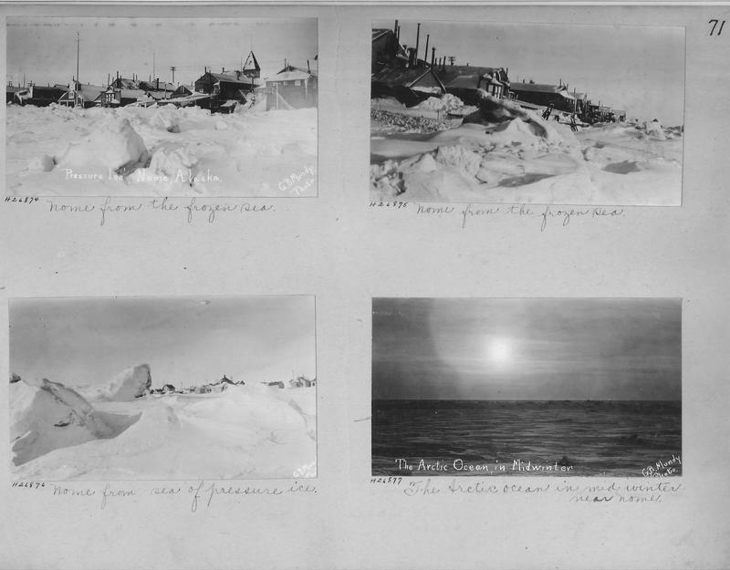 Mission Photograph Album - Alaska #1 page 0071