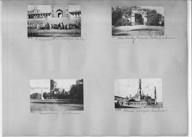 Mission Photograph Album - India #01 page 0173