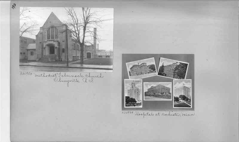 Mission Photograph Album - Cities #16 page 0192