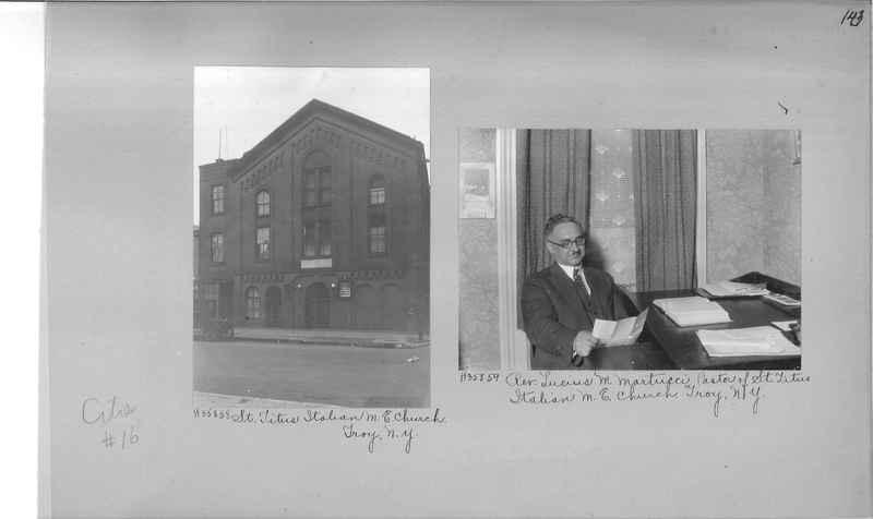Mission Photograph Album - Cities #16 page 0143