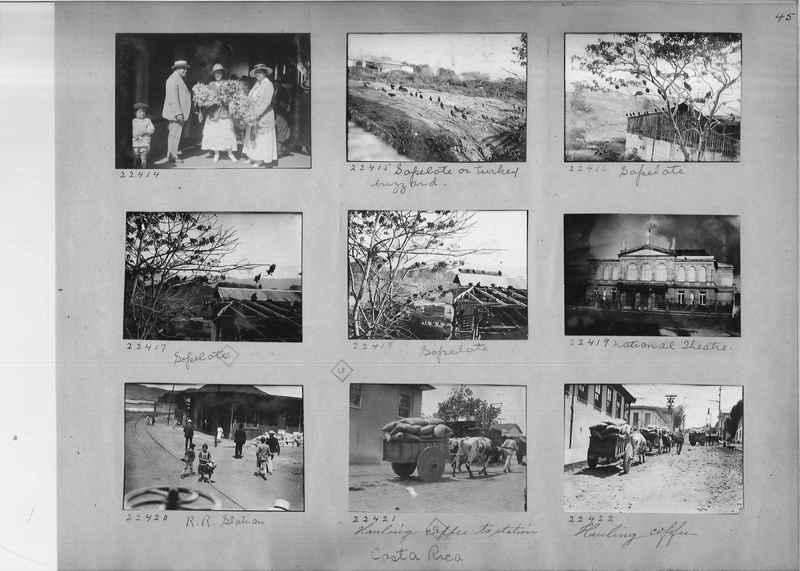 Mission Photograph Album - Panama #02 page 0045