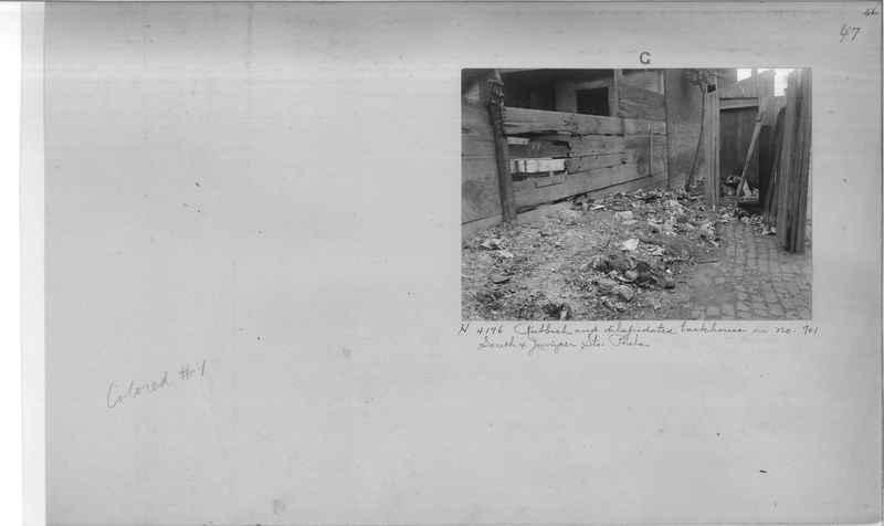 Mission Photograph Album - Negro #1 page 0047