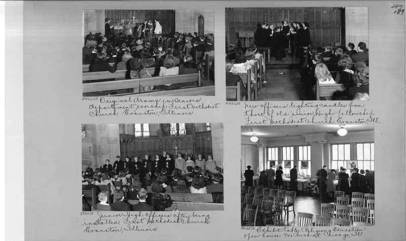 Mission Photograph Album - Religious Education #1 page 0189