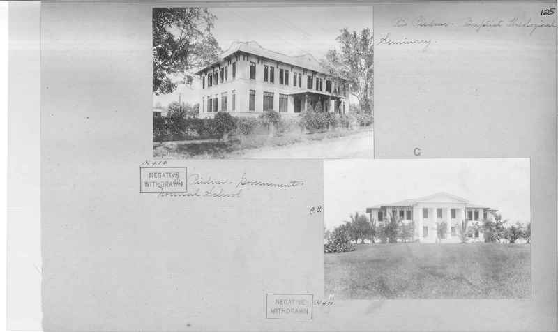 Mission Photograph Album - Puerto Rico #1 page 0125