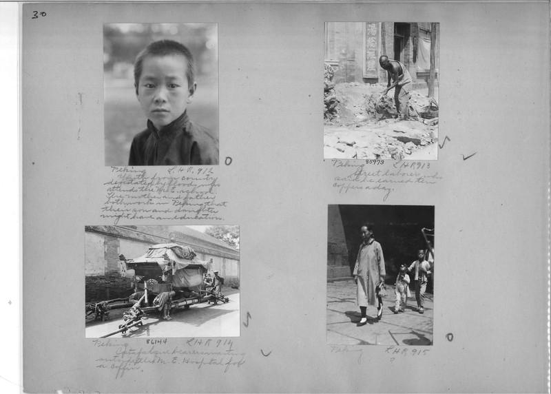 Mission Photograph Album - China #19 page 0030