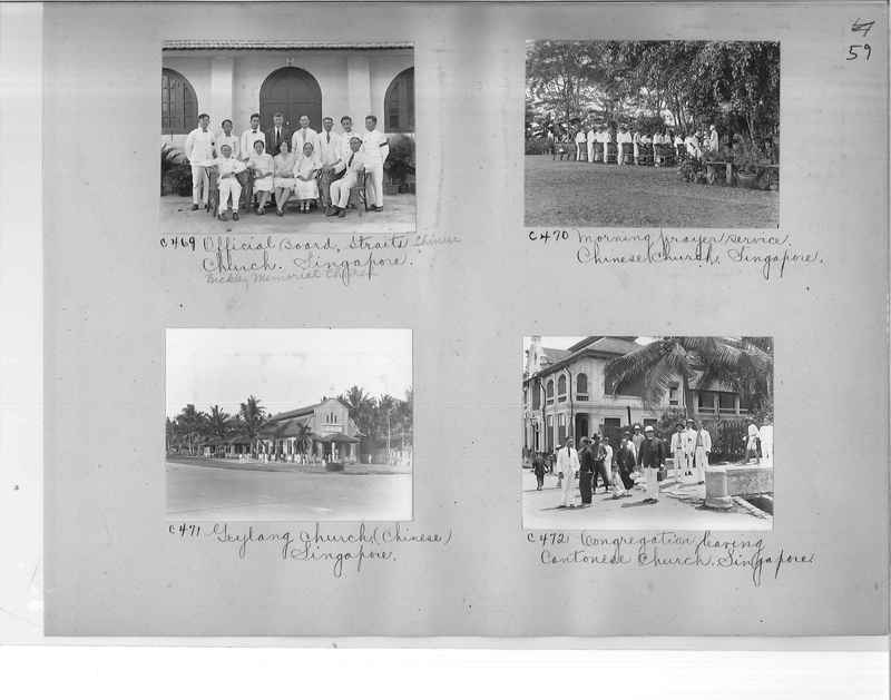 Mission Photograph Album - Malaysia #7 page 0059