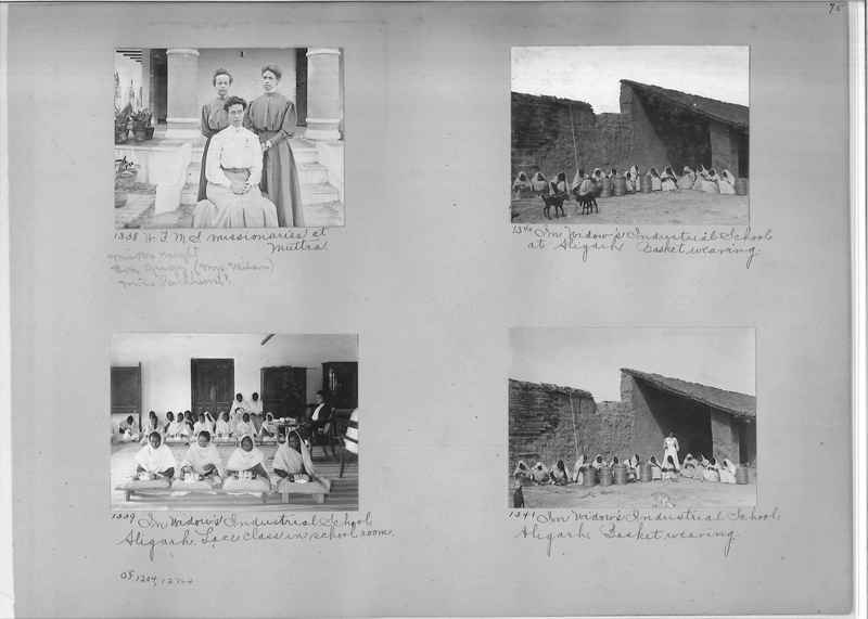 Mission Photograph Album - India #01 page 0075