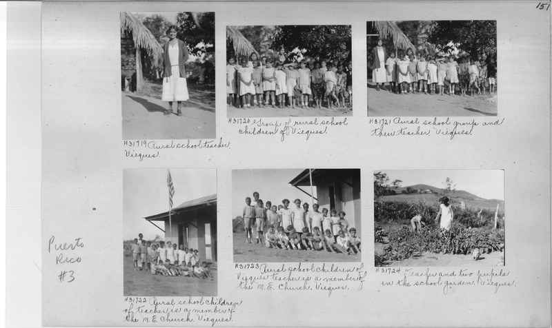 Mission Photograph Album - Puerto Rico #3 page 0151