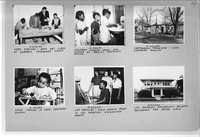 Mission Photograph Album - Negro #7 page 0057