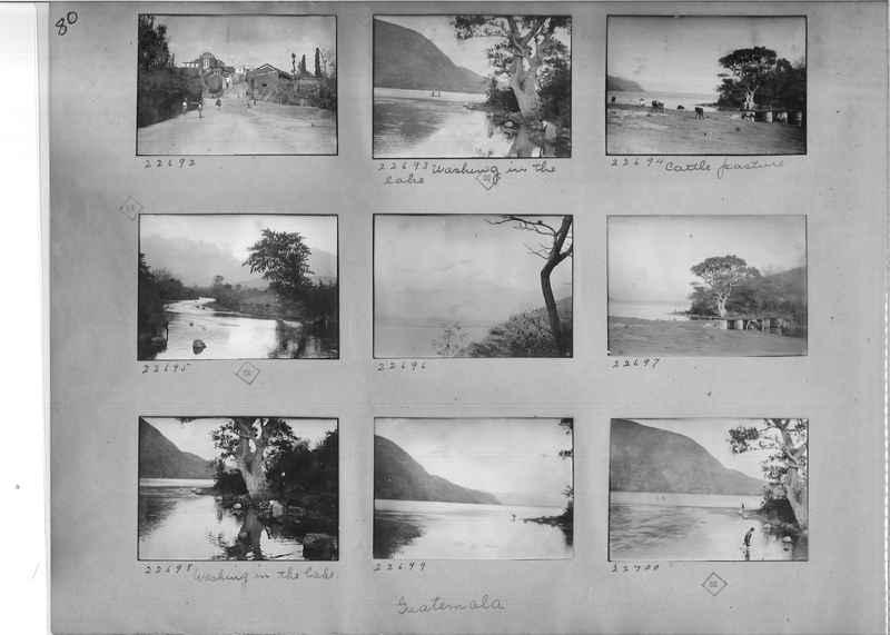 Mission Photograph Album - Panama #02 page 0080