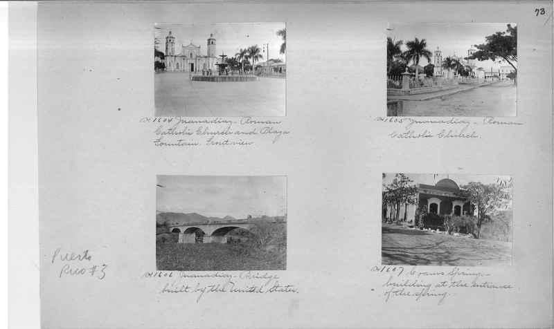 Mission Photograph Album - Puerto Rico #3 page 0073
