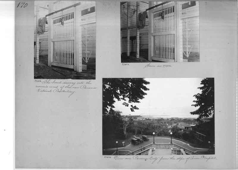 Mission Photograph Album - Panama #03 page 0170