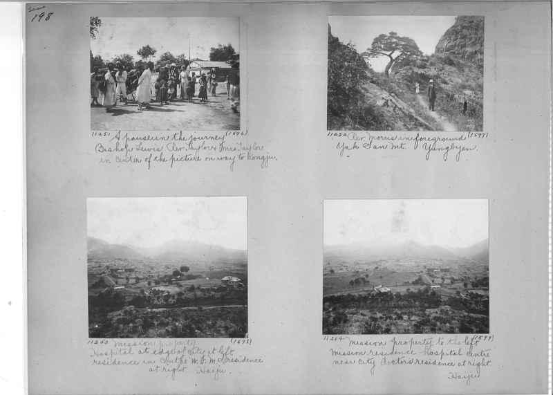 Mission Photograph Album - Korea #1 page 0198