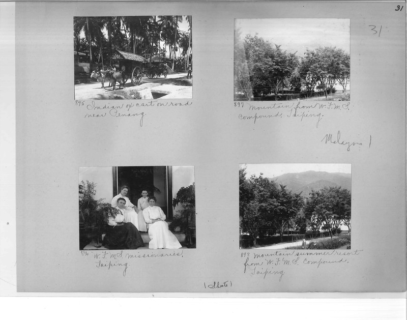 Mission Photograph Album - Malaysia #1 page 0031
