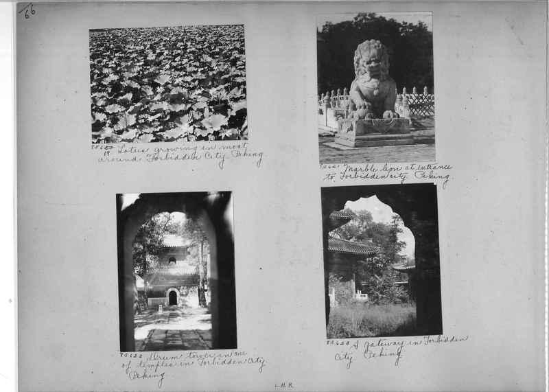 Mission Photograph Album - China #12 page 0066