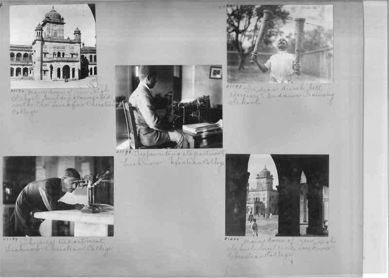 Mission Photograph Album - India #05_0024