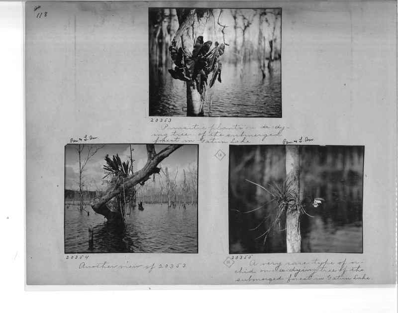 Mission Photograph Album - Panama #1 page  0118