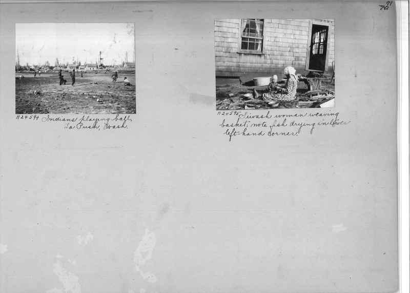 Mission Photograph Album - Indians #2 page_0071