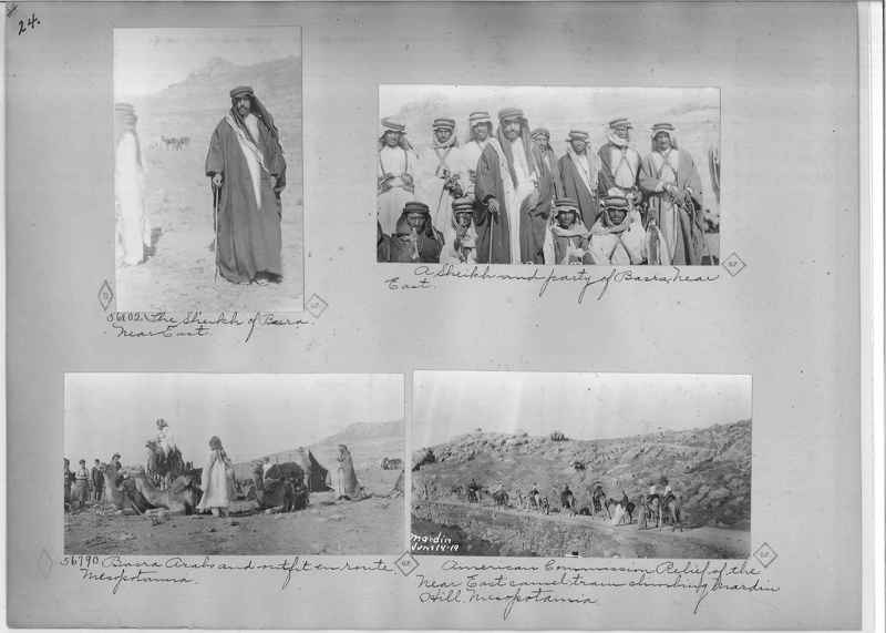Mission Photograph Album - Western Asia - O.P. - #01 page_0024