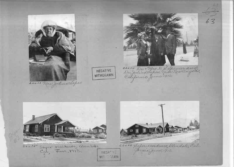 Mission Photograph Album - Japan #02 Page 0063