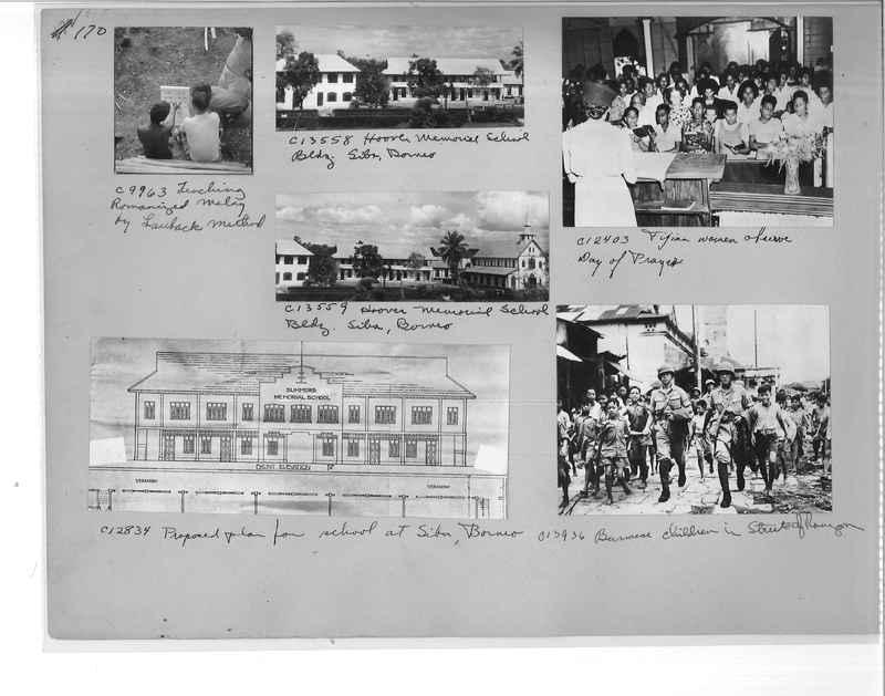 Mission Photograph Album - Malaysia #7 page 0170