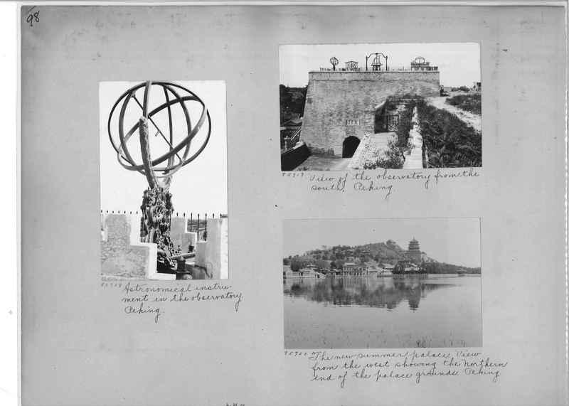 Mission Photograph Album - China #12 page 0098