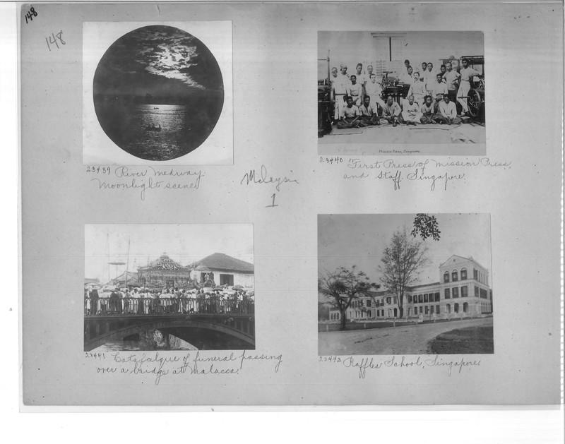 Mission Photograph Album - Malaysia #1 page 0148