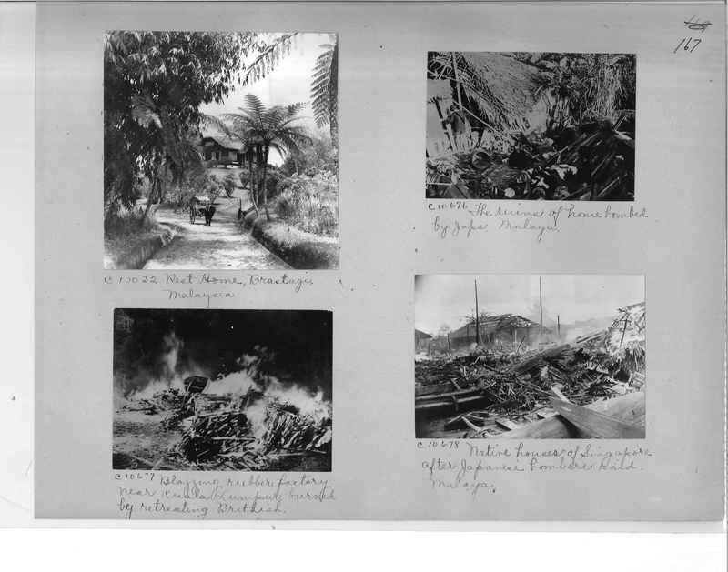 Mission Photograph Album - Malaysia #7 page 0167