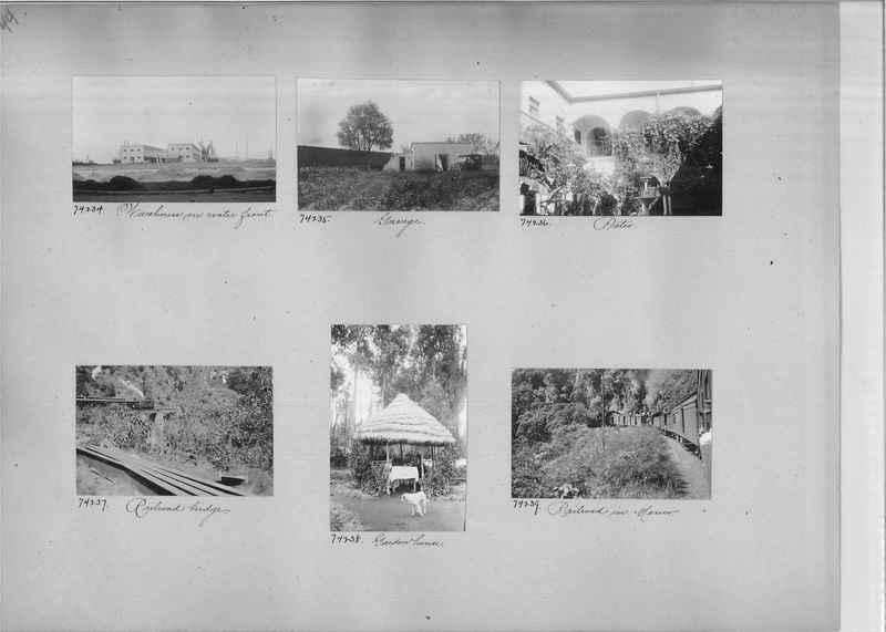 Mission Photograph Album - Mexico #05 page 0044