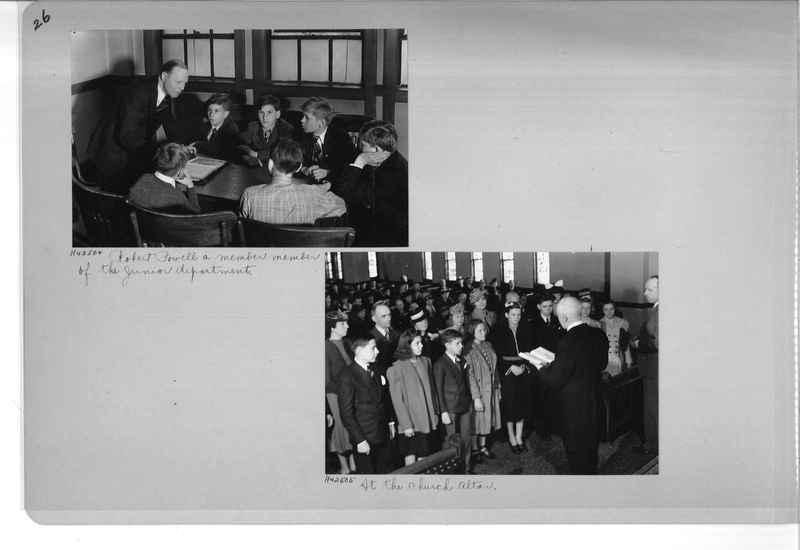 Mission Photograph Album - Religious Education #2 page 0026