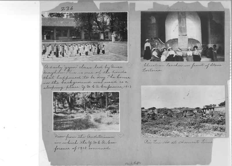 Mission Photograph Album - China OP #2 page 0236